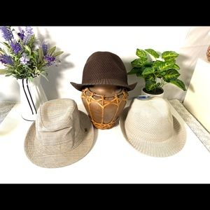 Dockers Men's Fedora Hats